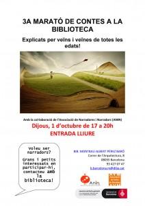 3-marato-contes-montbau-cartell